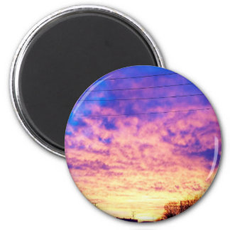 Beautiful Sunset Magnet