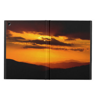 Beautiful sunset photo case for iPad air