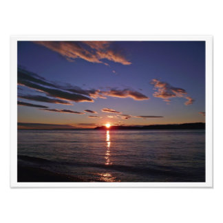 Beautiful Sunset Photo Print