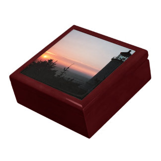 Beautiful Sunset Storage Gift Box