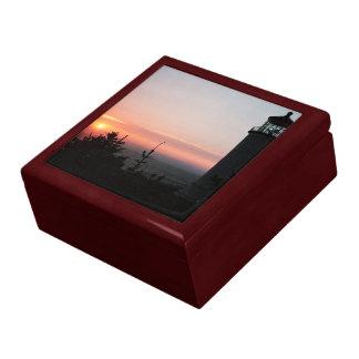 Beautiful Sunset Storage Gift Box