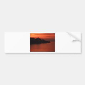 Beautiful sunsets bumper sticker