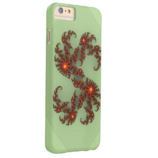 Beautiful Swirls Barely There iPhone 6 Plus Case