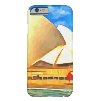 Beautiful Sydney Opera House Barely There iPhone 6 Case