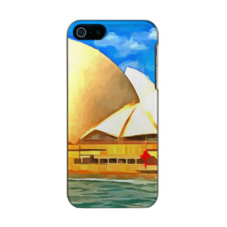 Beautiful Sydney Opera House Incipio Feather® Shine iPhone 5 Case