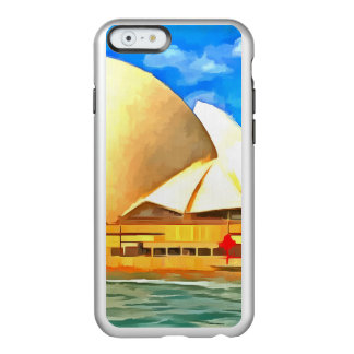 Beautiful Sydney Opera House Incipio Feather® Shine iPhone 6 Case