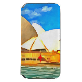 Beautiful Sydney Opera House Incipio Watson™ iPhone 6 Wallet Case