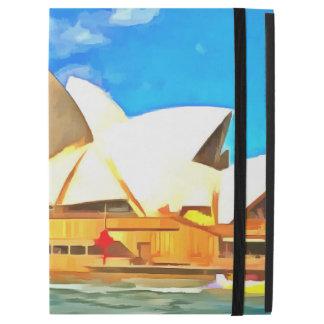 "Beautiful Sydney Opera House iPad Pro 12.9"" Case"