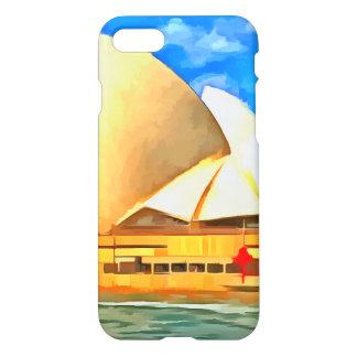 Beautiful Sydney Opera House iPhone 8/7 Case