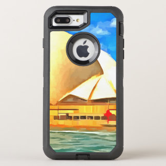Beautiful Sydney Opera House OtterBox Defender iPhone 8 Plus/7 Plus Case