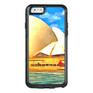 Beautiful Sydney Opera House OtterBox iPhone 6/6s Case