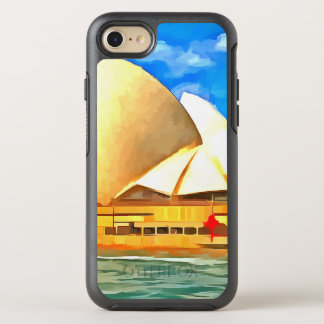 Beautiful Sydney Opera House OtterBox Symmetry iPhone 8/7 Case