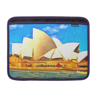 Beautiful Sydney Opera House Sleeve For MacBook Air