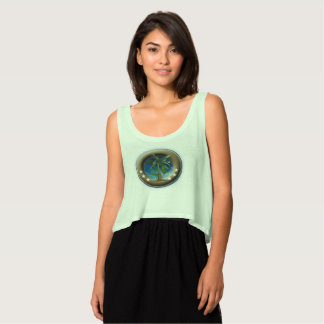 Beautiful T-shirt of of loose style with shoulder