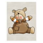 Beautiful Teddy Bear Postcard