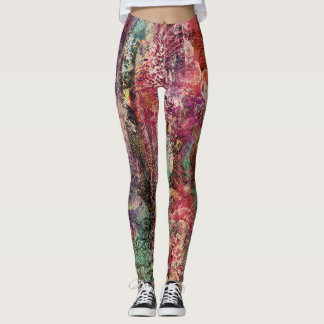 Beautiful TEXTURES Leggings