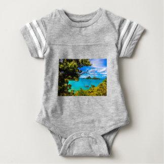 Beautiful Thailand Baby Bodysuit