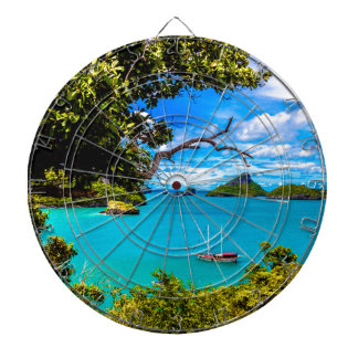 Beautiful Thailand Dartboard