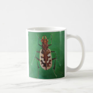 Beautiful Tiger Beetle Coffee Mug