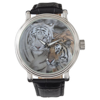 Beautiful Tiger Friends Watch