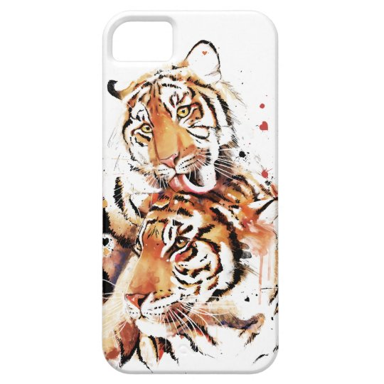 Beautiful tigers, big cats iPhone 5 covers