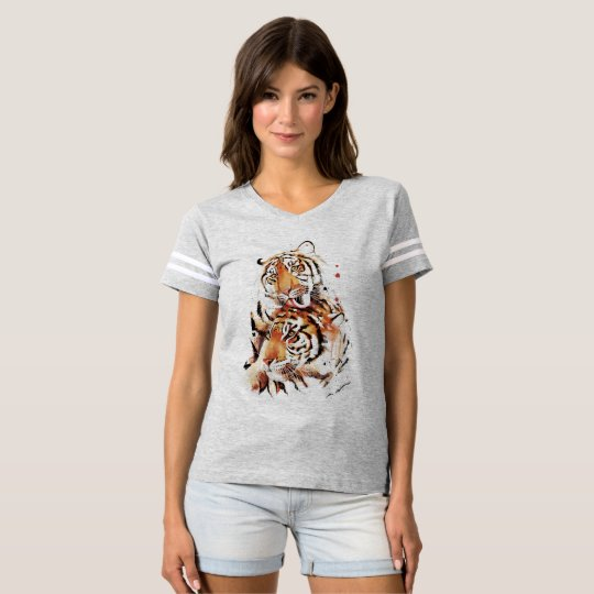 Beautiful tigers, big cats t-shirt
