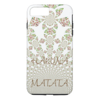 Beautiful Tough iPhone 7 plus HakunaMatata Stylish iPhone 7 Plus Case