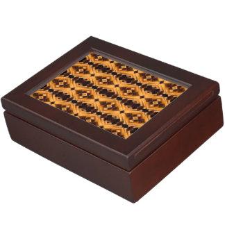 Beautiful Tribal Pattern Memory Boxes