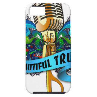 Beautiful Truth Microphone and Note iPhone 5 Cases