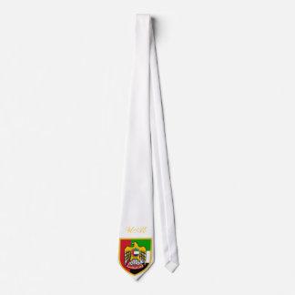 Beautiful UAE Flag - United Arab Emirates Tie