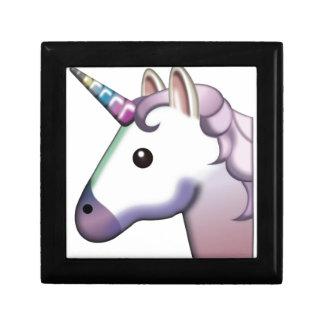Beautiful Unicorn Emoji Gift Box