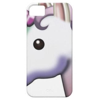 Beautiful Unicorn Emoji iPhone 5 Covers