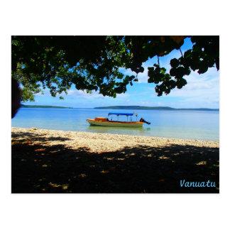 Beautiful Vanuatu Postcard