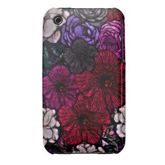 Beautiful Vibrant Flowers iPhone 3 Case-Mate Case