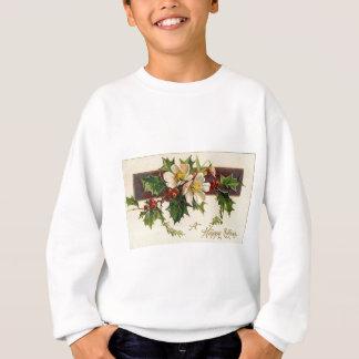Beautiful Victorian Vintage Holidays Christmas Sweatshirt