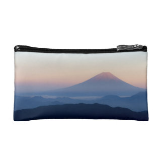 Beautiful view Mt. Fuji, Japan, Sunrise Cosmetics Bags