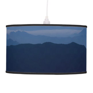 Beautiful view Mt. Fuji, Japan, Sunrise Pendant Lamps