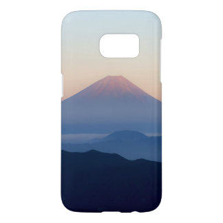 Beautiful view Mt. Fuji, Japan, Sunrise Samsung Galaxy S7 Case