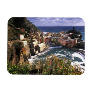 Beautiful Village of Vernazza in the Cinque Magnet