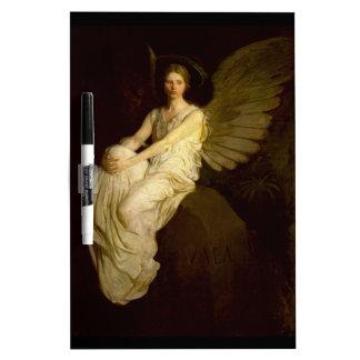 Beautiful Vintage Angel - Abbott Handerson Thayer Dry Erase Whiteboards