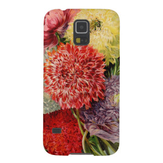 Beautiful Vintage Flowers (1894) Galaxy S5 Case
