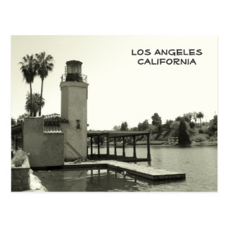 Beautiful Vintage Style Los Angeles Postcard! Postcard