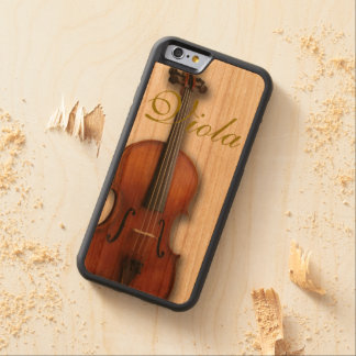 Beautiful Viola Phone Case