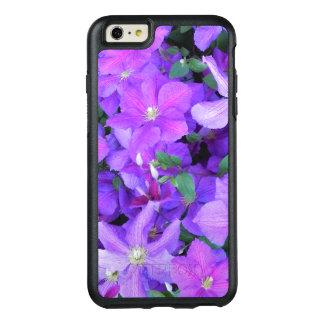 Beautiful Violet Clematis OtterBox iPhone 6/6s Plus Case