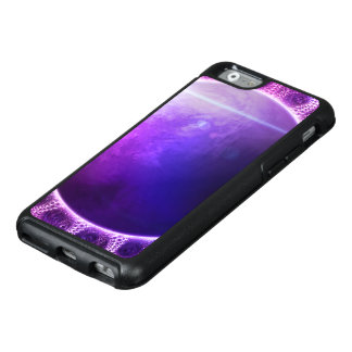 Beautiful Violet Deep Dream Fractal Mandala OtterBox iPhone 6/6s Case