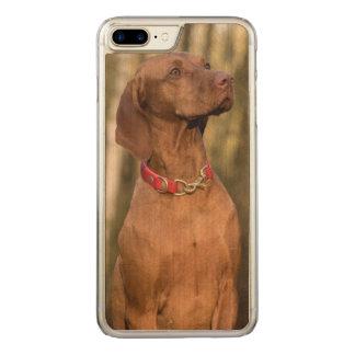 Beautiful Vizsla Sporting Dog Carved iPhone 8 Plus/7 Plus Case