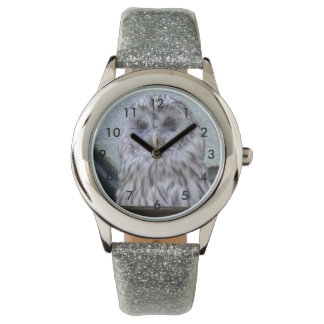 Beautiful Watching Owl Wrist Watch