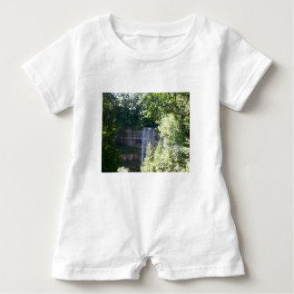 Beautiful Waterfall Baby Romper