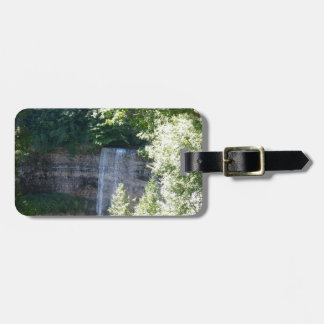 Beautiful Waterfall Luggage Tag