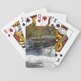 Beautiful Waterfall Playing Cards